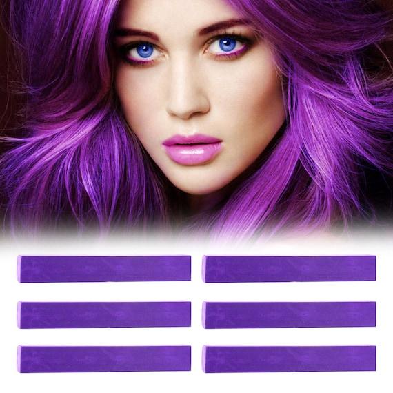6 Best Temporary Vivid Purple hair Dye for dark by ...