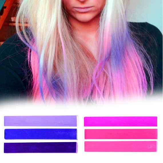 6 Best Temporary Pink Ombre Hair Dye For Dark And By