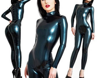 Latex Catsuit - Standard Design - Made to Meausre - Skin-tight