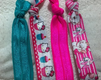 Hair ties for little girls