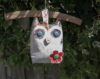 Rosy the Lavender Owl