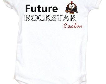 Future Rockstar Onesie or T-shirt