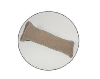 Catnip Cat Toy - Kick Stick - Tan Corduroy Upcycled Recycled