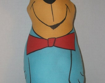 Vintage Huckleberry Hound Pillow Doll  #302