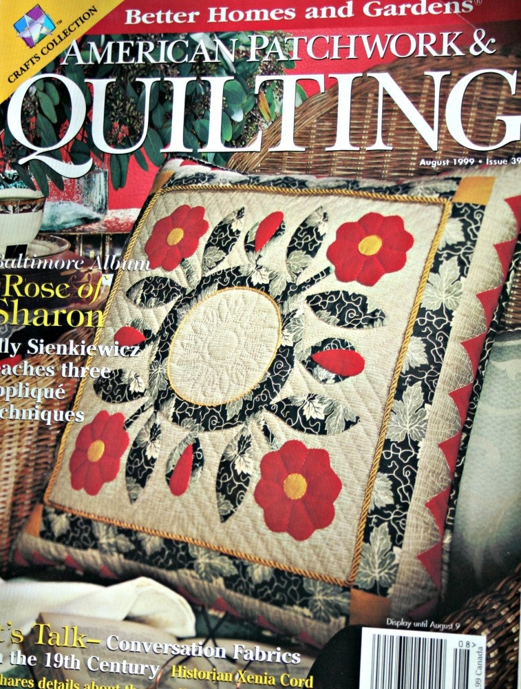Quilting Patterns American Patchwork And Quilting Better Homes