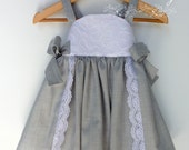 50% OFF SALE Ready to ship, Party Dress, Alice, size 12 months