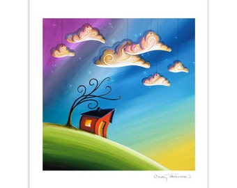 House Series Limited Edition - Song at Sunset - Signed 8x10 Semi Gloss Print (#4/10)