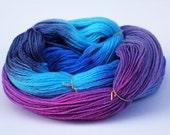 Custom Order- Ice Princesses Yarn -  lamb wool  for CRAFTGIRLIE