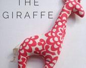 Ruby the Giraffe