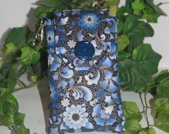 Smartphone case ,Phone Purse, Fabric cases,  Droid case, iPod touch case, iPhone 5 case, iPhone 4-4s case, iPhone Case, Blackberry