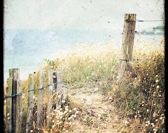 Houat 01 - Fine Art Print - Seaside Landscape Photography - Etsy Wall Art - TFTeam