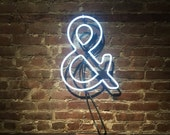 Neon Ampersand - Ready-made Neon