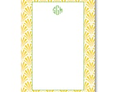 Personalized Notepad - ART DECO Collection