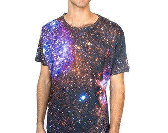 Cat's Paw Nebula Tee Men. FREE SHIPPING USA
