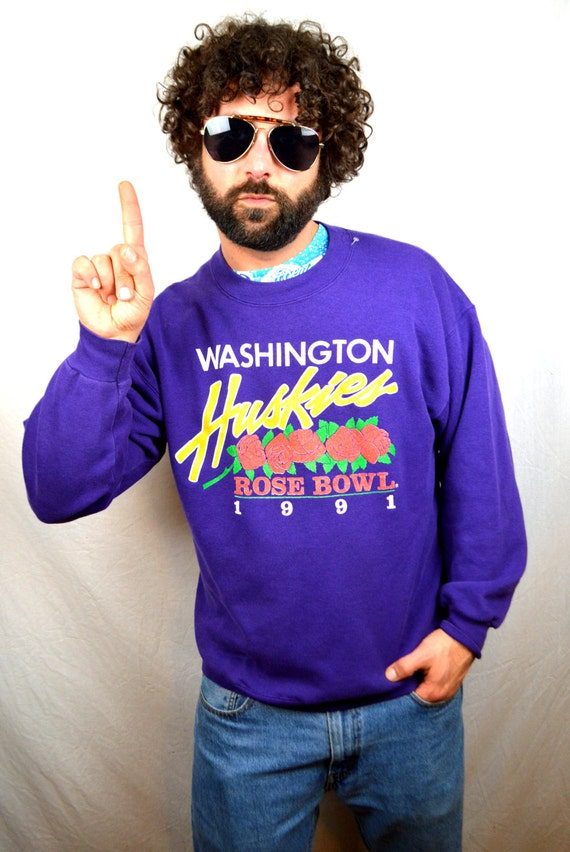 Vintage University Of Washington Sweatshirt 48