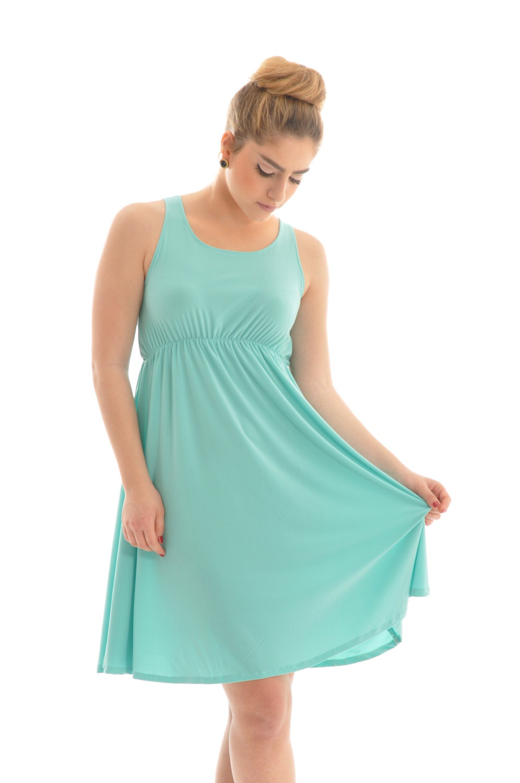 Mint Green Maternity Dress | Good Dresses