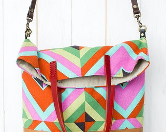 no 737 Hamilton Bag & Pouch PDF Pattern