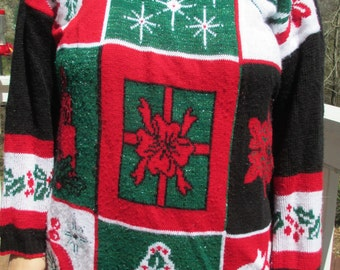 Tacky Christmas sweater, tacky sweater, tacky sweater party, tacky christmas sweater party, ugly sweater, ugly sweater party, christmas,