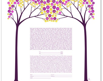 Ketubah: A Spring Night's Dream