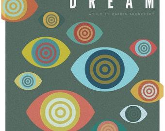 Requiem for a Dream alternative movie poster