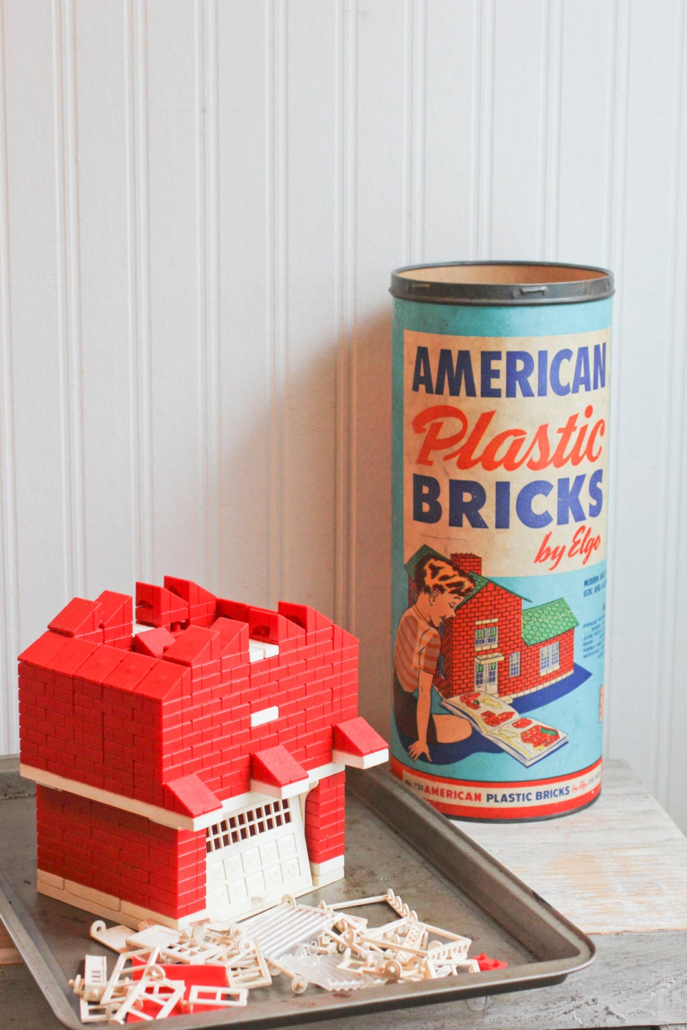 how to find olastic brick