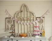 Storybook Baby Shower Party Package, DIY, Pink, Purple, Grey