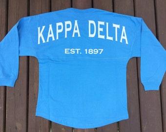 Kappa Delta Pullover Jersey
