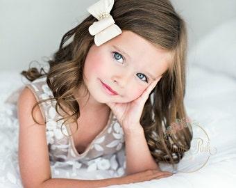 Hairbows etsy hair bows choose color hair bow girls hair bows big hair bow urmus Choice Image