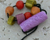 SALE Assorted Handmade Ceramic Beads