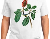 Bonapartes Flycatcher Bird Retro Men & Ladies T-shirt - Gift for Bird Lovers and Ornithologist (idc005)