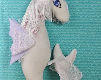 Made to Order Uniseacorn Amalthea based on The Last Unicorn