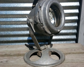 Crouse-Hinds Industrial Portable Spotlight Cast Aluminium Explosion Proof