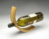 Wine Bottle Cradle