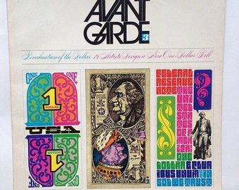 Vintage Avant Garde Magazines issue 3 4 5 6 7 one or all