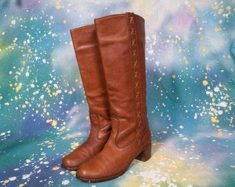 Hippie Boots Women's Size 8 .5 M