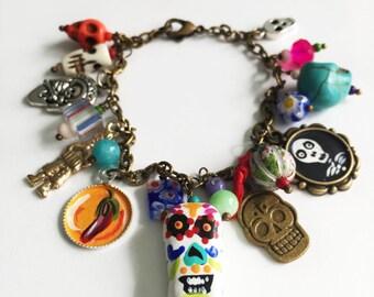 Day of the Dead | Sugar Skull | Bracelet