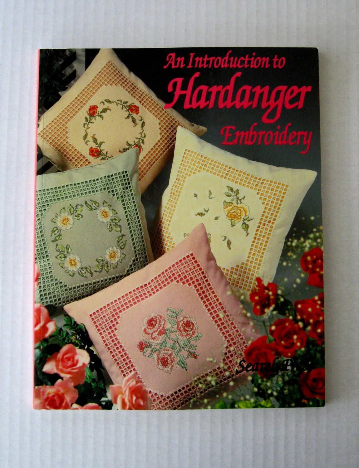 Hardanger Embroidery An Introduction to 88 pgs by QuiltCitySue