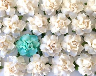 DIY Wedding, White Wedding Flowers, Place Card Holder, diy Wedding Programs, Place Cards Wedding, DIY Wedding Favors, Paper Flowers Wedding
