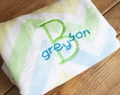 Personalize your diaper changing pad pocket