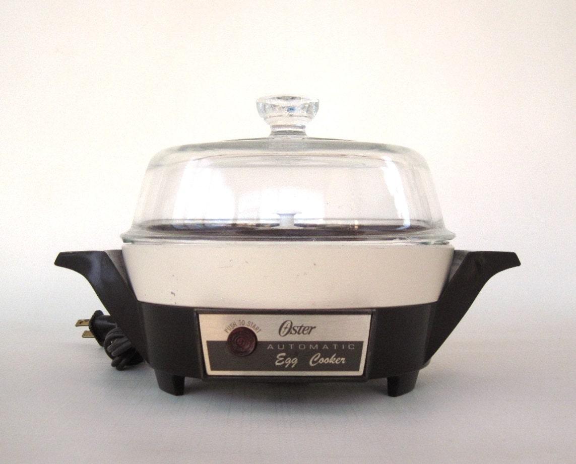 Salton Egg Cooker ~ Salton poach and boil instructions