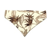 Large Brown Hawaiian Slip...