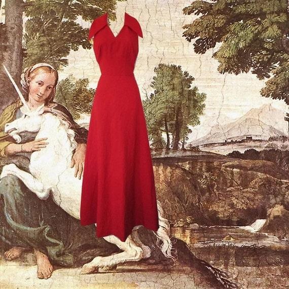 halter 90s prom dress womens formal evening dresses red maxi