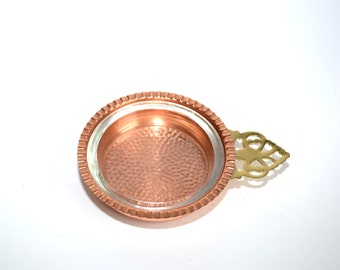Copper Ashtray Coppercraft Guild Ashtray Art Deco Ashtrays Smoking Ashtrays Vintage Ashtrays Tobacciana