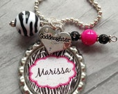 Goddaughter Jewelry / Personalized Necklace / Baptism / Communion / Niece / Middle School Graduation / Elementary School Graduation Gift //