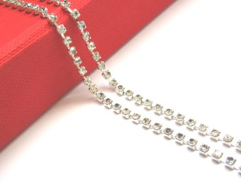 Silver Tone Stone Anklet, Indian Payal, Bollywood Anklet, Bohemian Anklet,Chain Anklet
