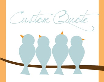 CUSTOM PRINT - Inspirational Quote - Paper Art Print - Made to Order - Personalized - your quote - custom design - custom digital design