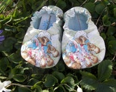 Baby Shoes--Beatrix Potter--Mrs. Tiggy Winkle