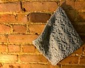 PDF KNITTING PATTERN - Flatiron - Make your own knit cowl neck warmer scarf