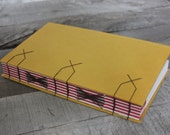 Reserved for Tommie: Handmade Recycled Journal