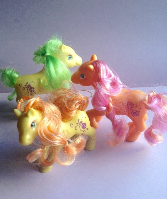 My Little Pony Toys 90s